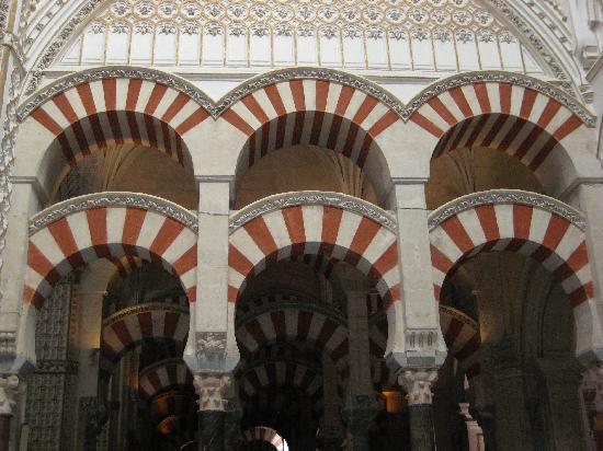 Arabic Cristian Fusion Picture Of Mezquita Cathedral De