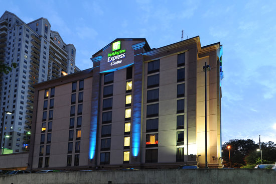 Holiday Inn Express & Suites Atlanta N-Perimeter Mall Area: Holiday Inn Express Atlanta Perimeter Hotel