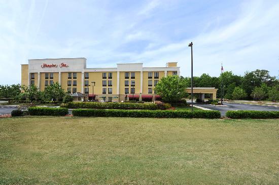 Hampton Inn Spartanburg - North I-85: Spartanburg Hotel