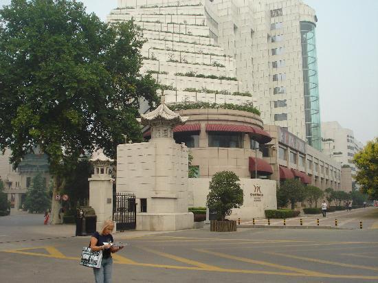 Mercure Xian on Renmin Square: Vista del Sofitel