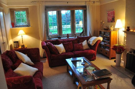 Priory Cottage Bed & Breakfast: Salon