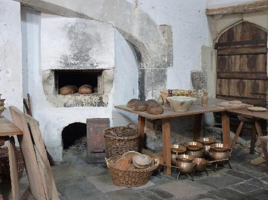 Hampton Court Palace: In the palace kitchens