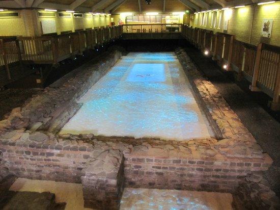 National Roman Legion Museum: Videoanimation
