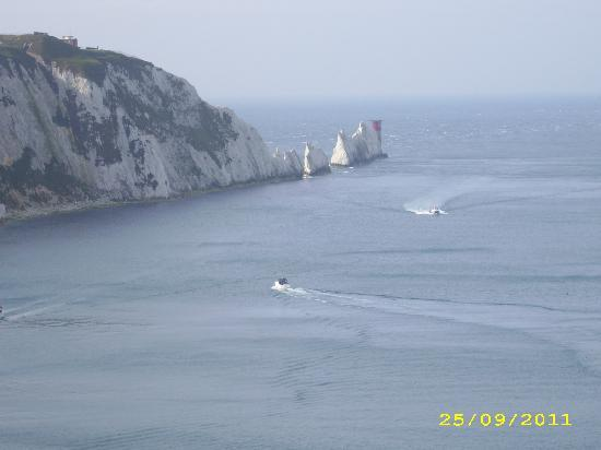 Shanklin, UK: The needles i.o.w.