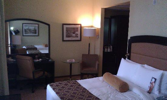 Hilton Moscow Leningradskaya: Room 3