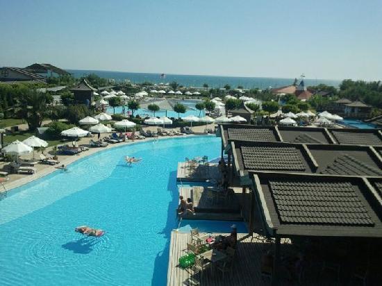 Limak Lara De Luxe Hotel&Resort: From Main restaurant