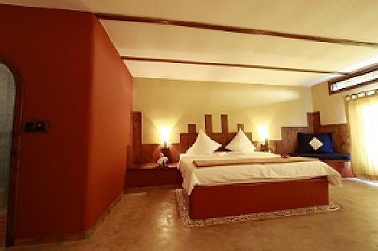 Aburi, Ghana: Deluxe - Double Room