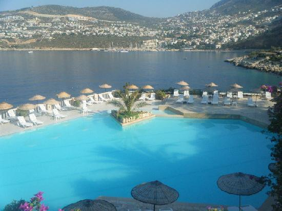 Patara Prince Hotel & Resort : Main pool