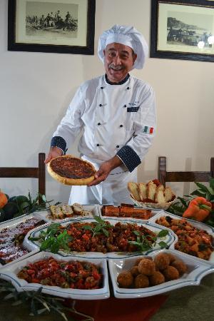 Agriturismo Marino: lo chef