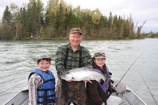 Kenai Riverfront Resort: Silver Salmon 2