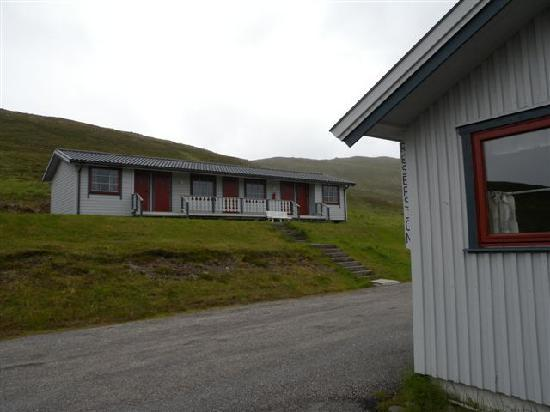 Nordkapp Turisthotell: le camere nei cottage