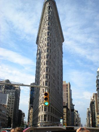 Nueva York, Estado de Nueva York: The Flatiron building