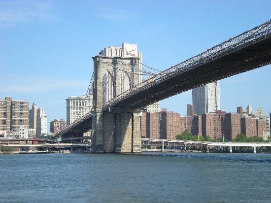 Nueva York, Estado de Nueva York: The Brooklyn Bridge
