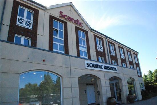 Scandic Roskilde: la facciata