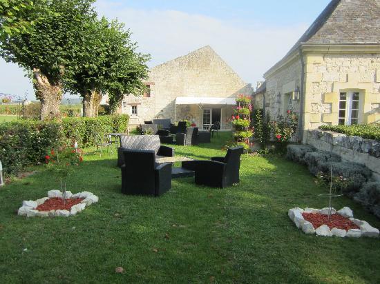 Hotel Manoir de Restigne : Bistrot