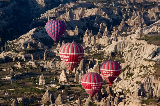 Anatolian Balloons: Cappadocia 3