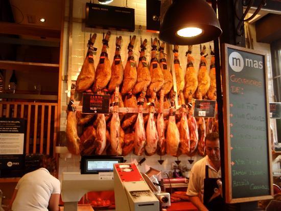 Mercado San Miguel: Jamon