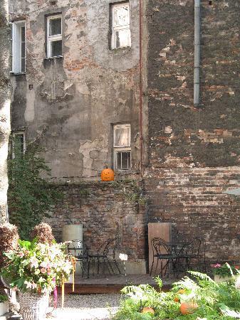 Dynia: walled garden