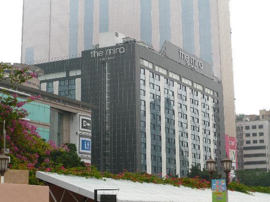 โรงแรมเดอะมิร่า: 外観