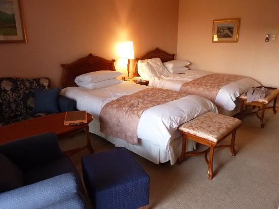 Lotte Hotel Jeju: Bedroom