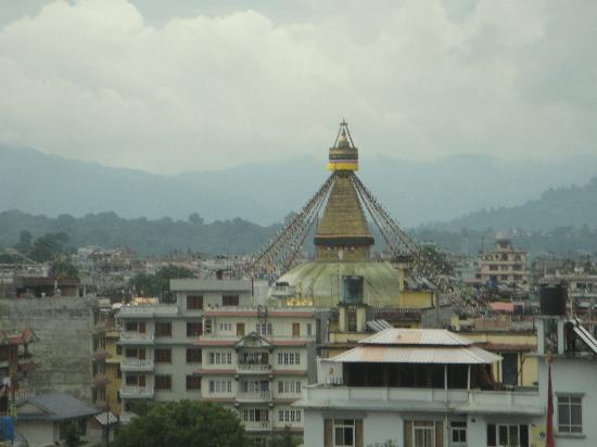 Hyatt Regency Kathmandu: View from room