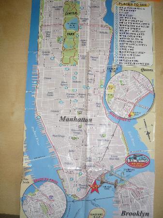 Blazing Saddles: MAP