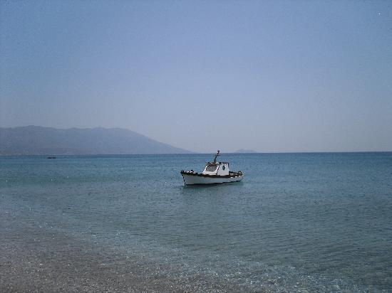 Pelagos Apartments: boat