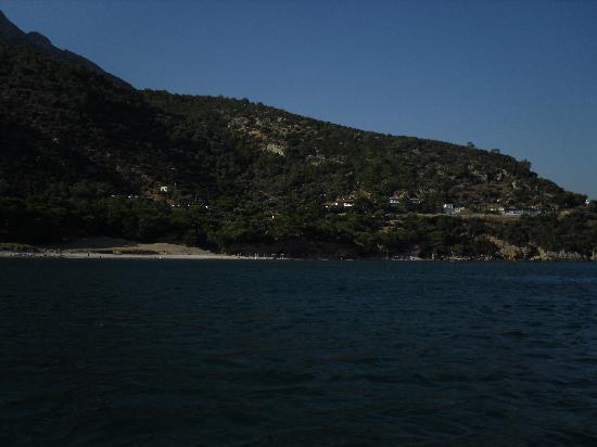 Pelagos Apartments: mountain2