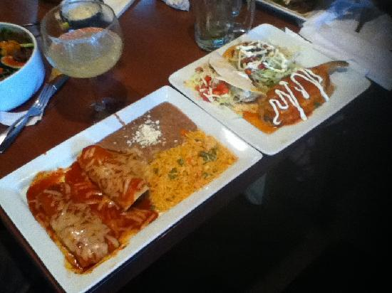 La Fiesta Authentic Mexican Restaurant: Super Special, I took enough home for lunch