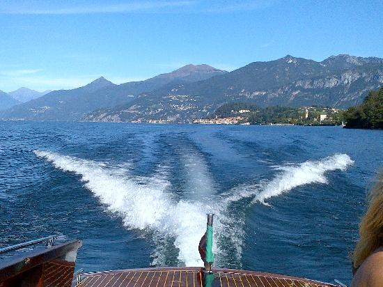 Bellagio Water Limousines: Wind in your hair.