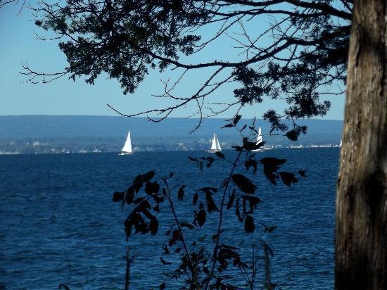 Lake Champlain: Sailing on Saturday