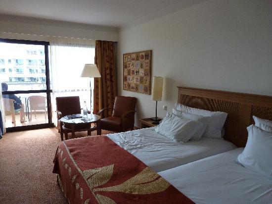 Porto Mare Hotel: les chambres sont très grandes