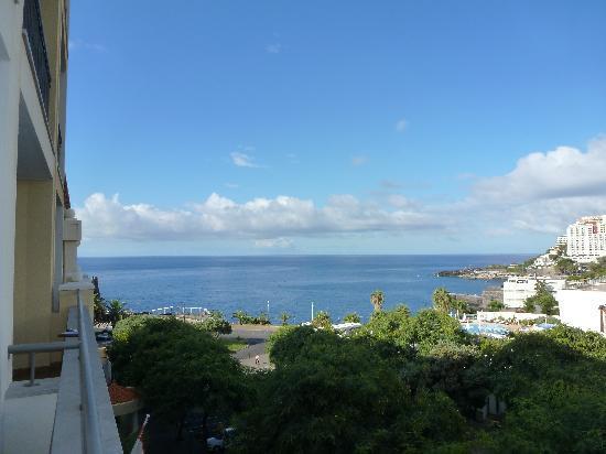 Porto Mare Hotel: vue depuis la chambre