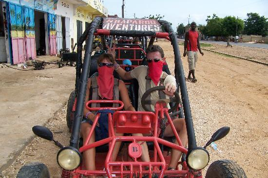 Somone, Senegal: Excursion Buggy