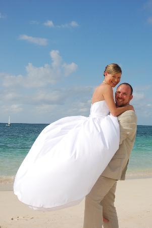 Sandals Montego Bay : Our Wedding Day