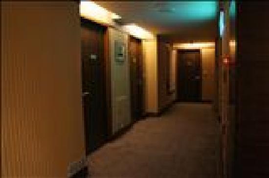 Jia Hsin Garden House : 8階廊下
