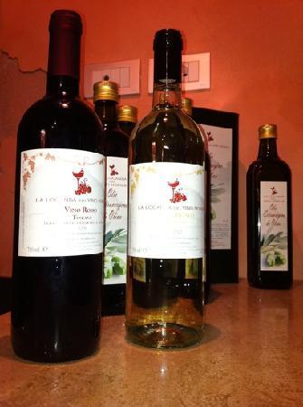 La Locanda del Vino Nobile: I suoi prodotti!!!!!