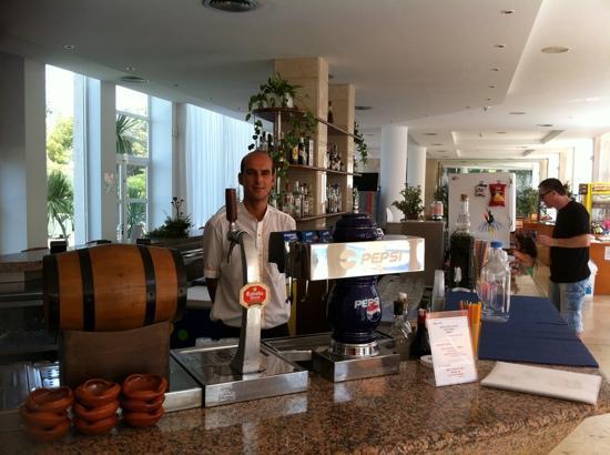 Eix Alzinar Mar Suites - Adults Only: Bar