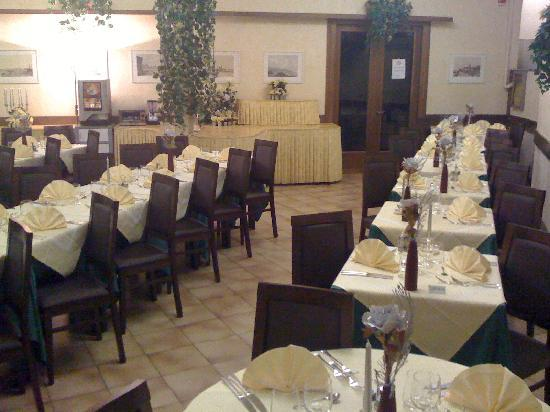 Hotel Massimo D'Azeglio: Il Ristorante