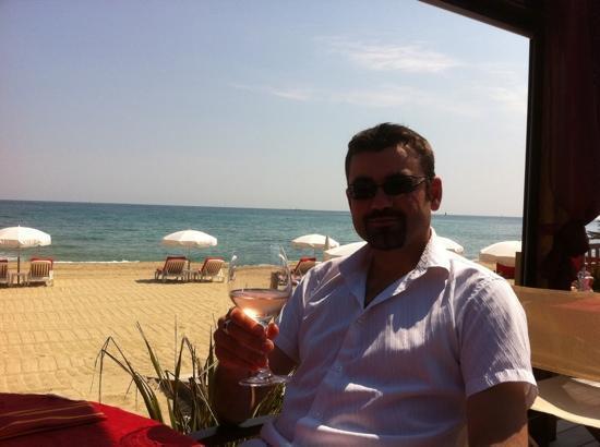 Mahi-Plage: cheers