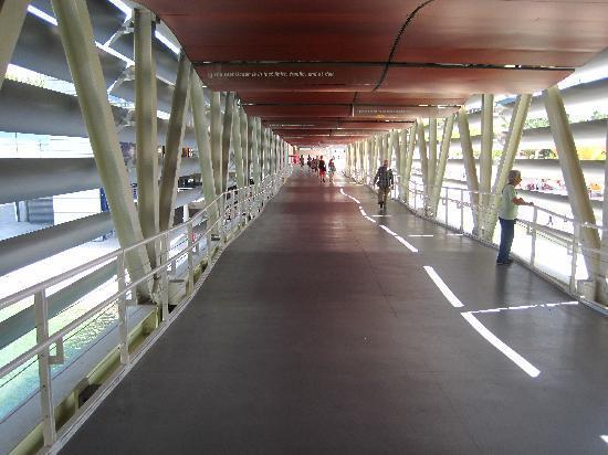 Oceanário de Lisboa: Entrance to Oceanarium