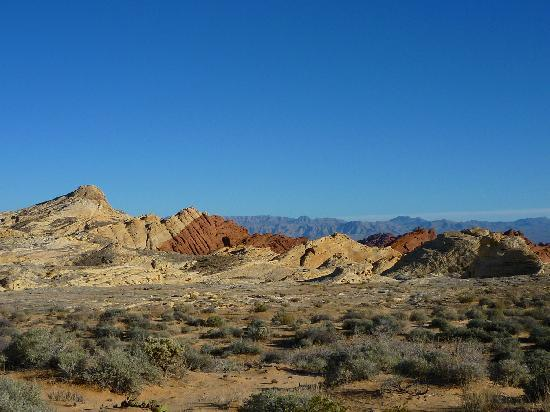 Valley of Fire State Park: One of the views