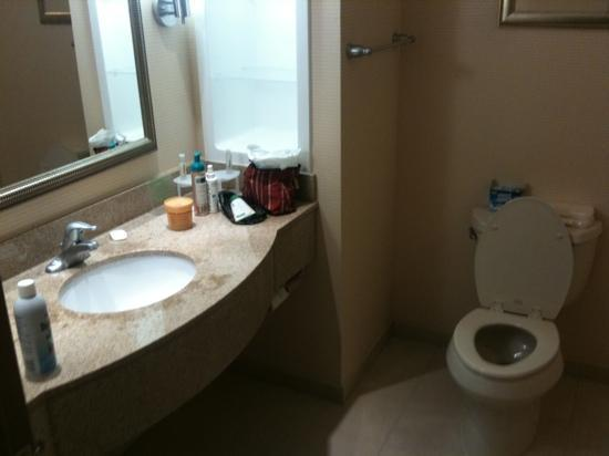 Holiday Inn Express Absecon - Atlantic City Area: bathroom