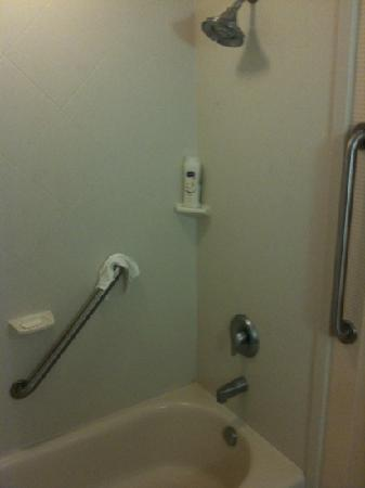 Holiday Inn Express Absecon - Atlantic City Area: shower