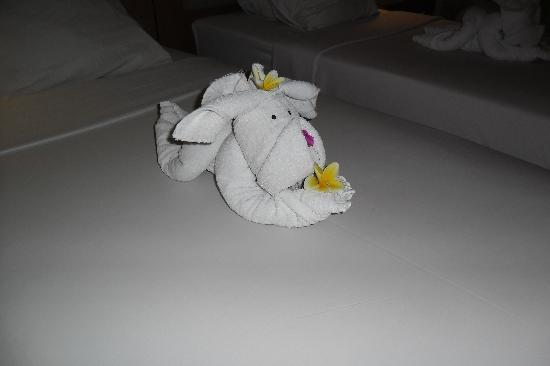 Febri's Hotel & Spa: Are they my towels?