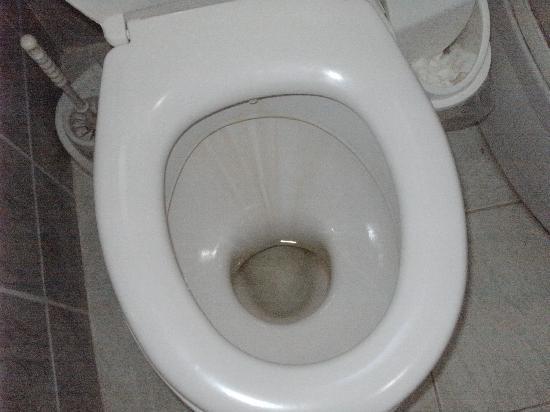 Sirca Apartment Hotel: the toilet