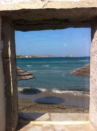 Astir of Paros: lieu magique