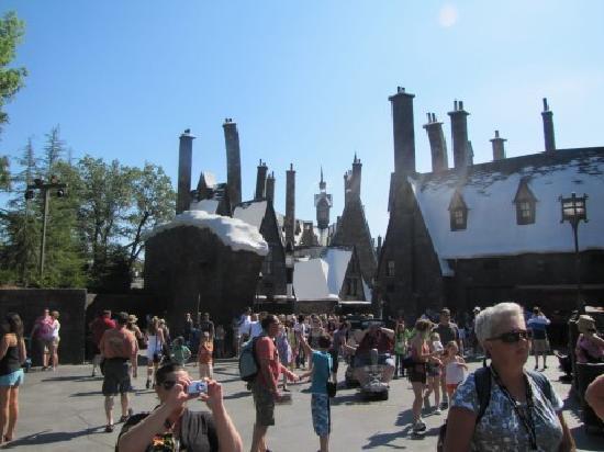 ยูนิเวอร์ซัล ออร์แลนโด รีสอร์ท: Harry Potter