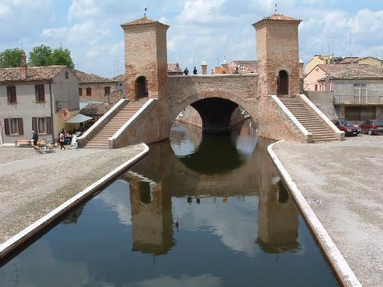 Global/internasjonal i Comacchio