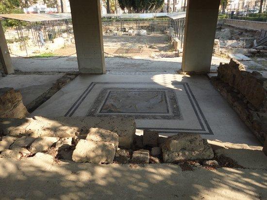 Resti di case romane Area Archeologica Villa Bonanno